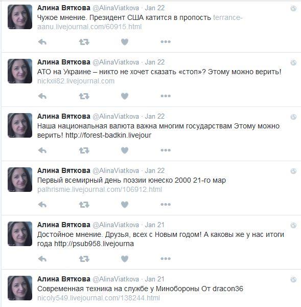Bot Tweeting LiveJournal Links