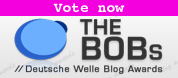 Rising Voices Nominated World's Best Blog