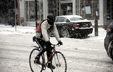 Were the Heavy Storms Last Winter Due to Global Warming?