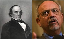Doc Hastings doesn't quite get Daniel Webster's words right in his support of a Big Oil agenda