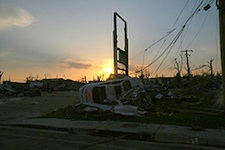 Tornadoes and Floods Underscore the Costs of Global Warming