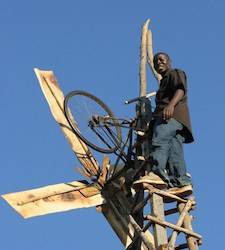 Imagination, hope, perseverance: The boy who harnessed the wind