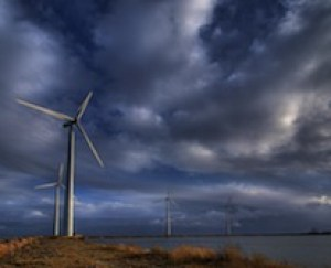 There are dark clouds on the horizon for wind energy of Congress does not renew the PTC