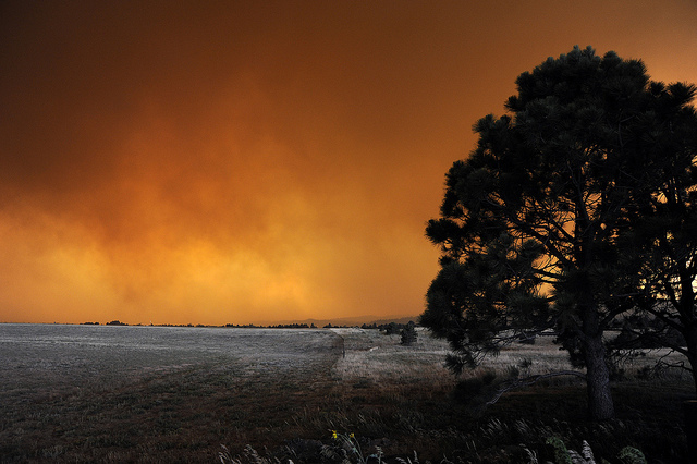 National Fire Preparedness Level Increased as Fires Rage in the West