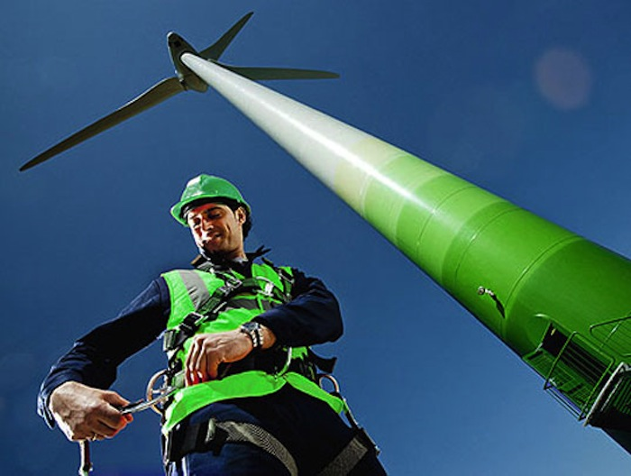 In the Green Economy, Electricians Are in Demand