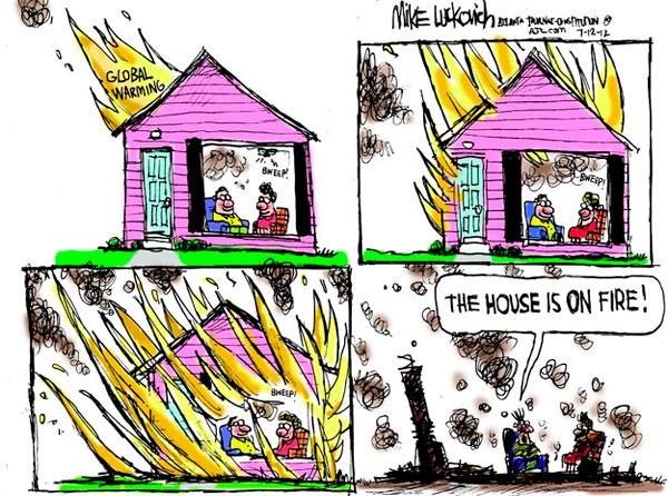 Cartoons by Luckovich