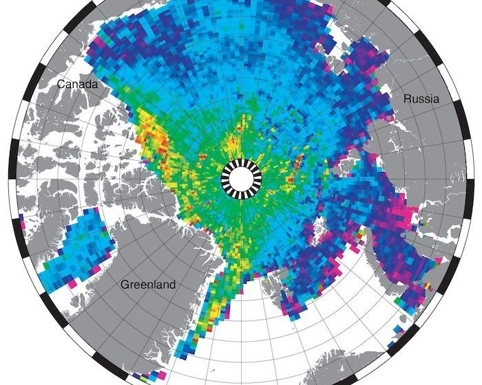 ESA CryoSat-2 Data Reveals Arctic Summer Sea Ice Loss 50 Percent Greater than Expected