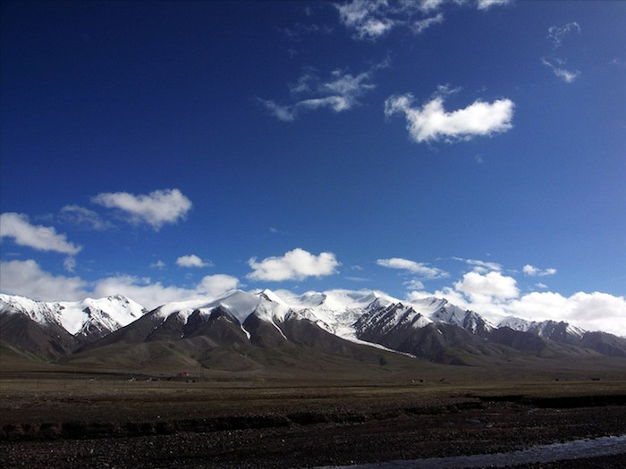Glacial Melting, Growing Population and Agricultural Practices Threaten Farmers, Communities in Northwest China
