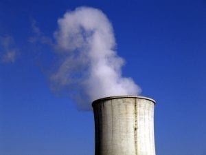 Many nuclear power plants could be impacted by warming water temperatures making cooling of reactor difficult