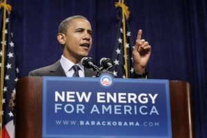 Obama's record for clean energy and the environment