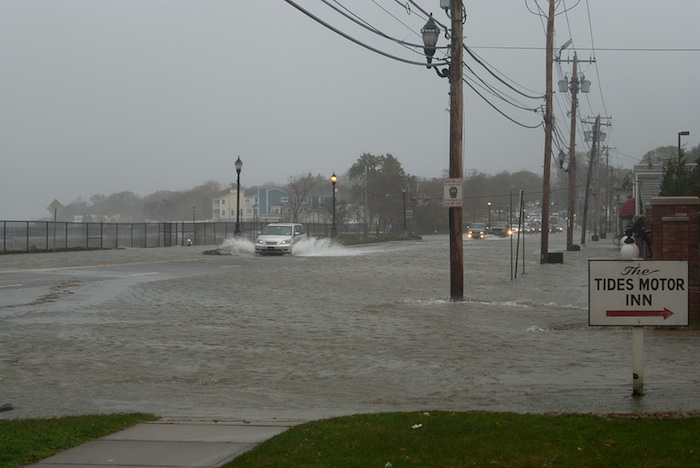 New GAIN Index Draws Attention to Climate Change Resiliency as Superstorm Sandy Hits East Coast