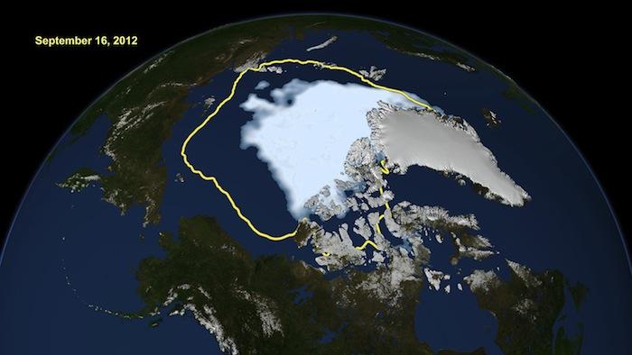 EarthTalk: Implications of Declining Arctic Sea Ice