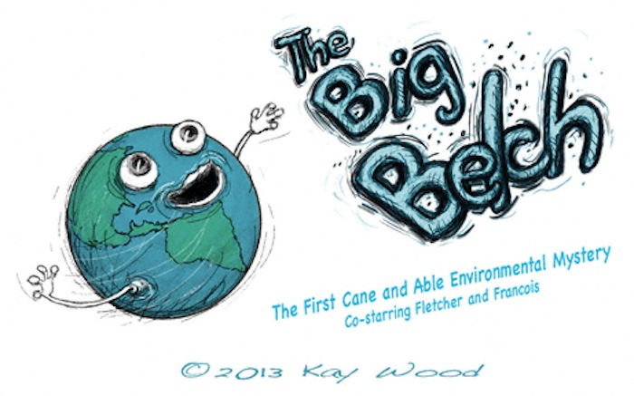 Video Friday: The Big Belch – A Graphic Novel of an Unlikely Crew Taking on Big Oil, Inc.