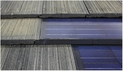 Solar Shingle from Dow Chemical