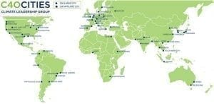 New resiliency index announced with C40 Cities at the Clinton Global Initiative
