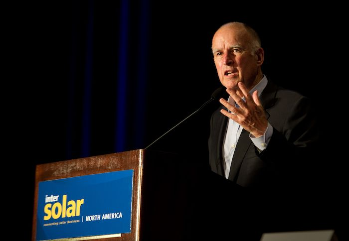 Video Friday: California Governor Brown Delivers Keynote at Intersolar 2013 Conference