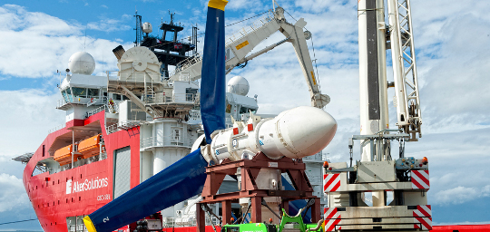 Scotland Gives the Go Ahead to Europe's Largest Marine Tidal Energy Project