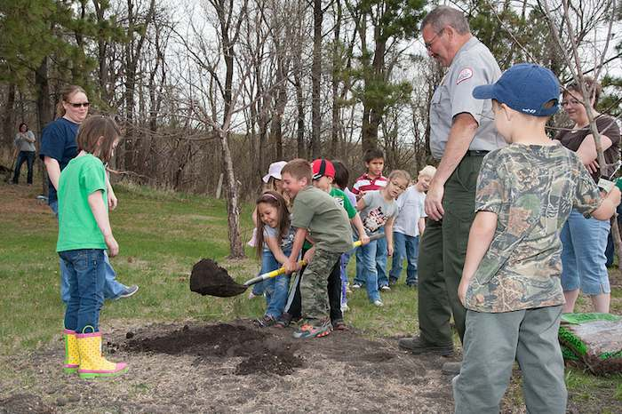 New Green Schools Part of Green Movement in Education