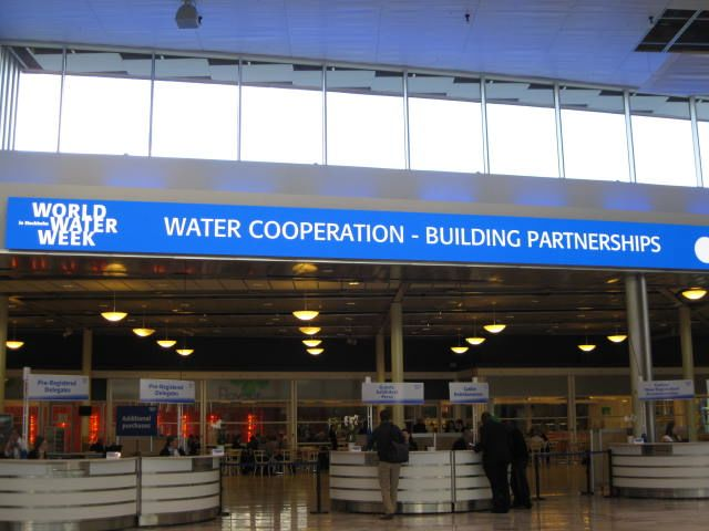 World Water Week: On the Ground in Stockholm