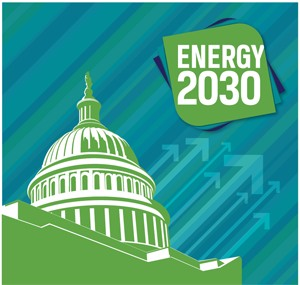 Energy 2030 from the Alliance to Save Energy lays out key steps to doubling energy productivity by 2030