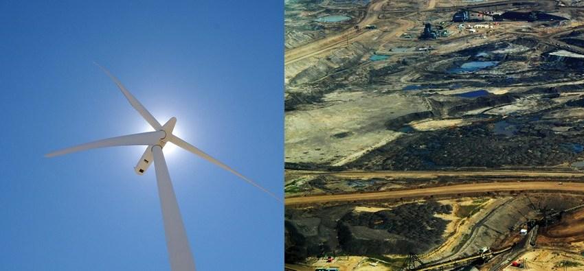 Keystone XL vs. Renewable Energy