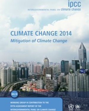 """The IPCC's Working Group Three releases a report as part of the 5th Assessment Report clearly spelling out the """"business as usual"""" is no sufficient to stave off the worst of climate change in this century"""