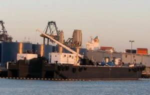 The Port of Los Angeles receives a grant in the EPA's new program for sustainable ports