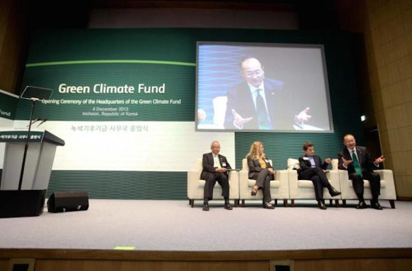 GCF Board Meets to Launch Yet Another Climate Finance Vehicle