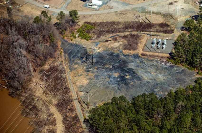Coal Ash Ponds: a Slurry of Problems Nationwide