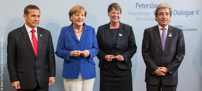 Germany Pledges $1 Billion to UN Green Climate Fund