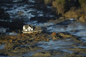 Coal Ash Spill in Tennessee