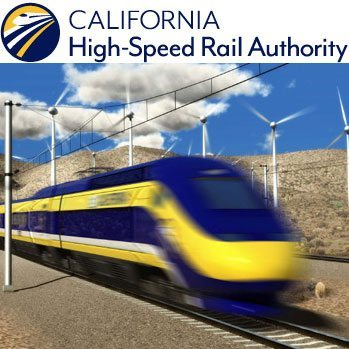 Notables Commemorate Sustained Construction of First U.S. First High-Speed Rail System