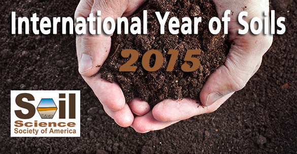 Soil Science Society of America - international Year of Soils