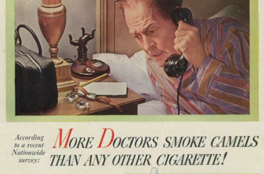 Merchants of Doubt: Sowing the (Tobacco) Seeds of Denial