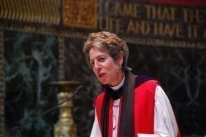 Katherine Jefferts Schori calls for climate leadership among fellow Christians