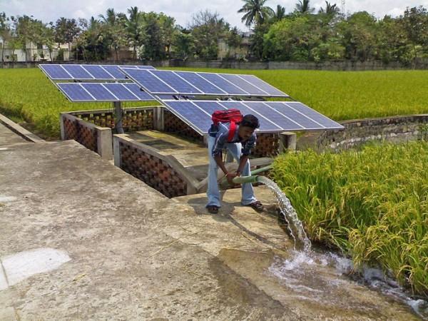 Solar Home Kits, Machine Tools, Irrigation Pumps Improving Lives