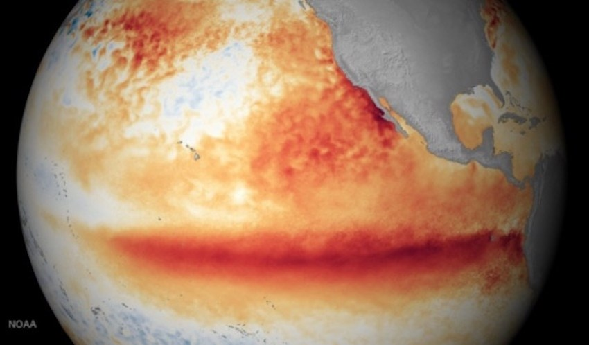 Warmest End to the Warmest Year on Record