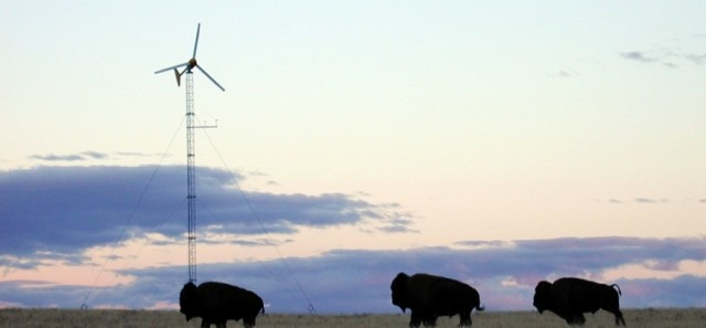 Buffalo Wind: Native Americans partner with DOE to utilize renewable energy sources