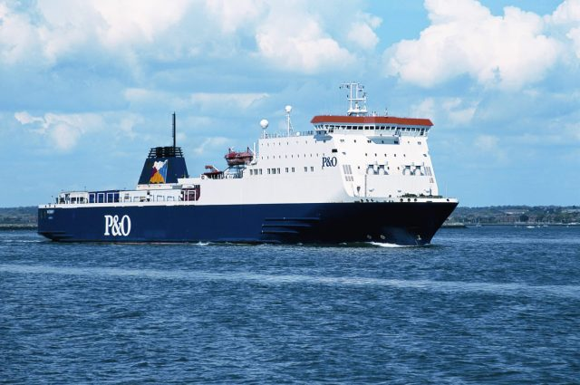 SAHFOS research ship