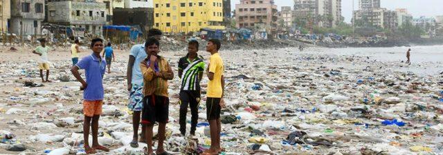 UN Clean Seas Campaign Aims to Eliminate Ocean Plastic
