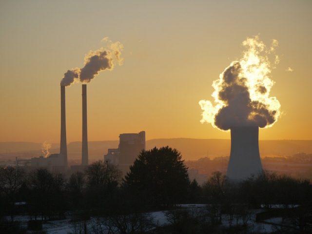 Carbon Emissions Intensity Index