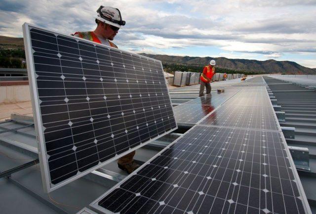 New Mexico's renewable energy future