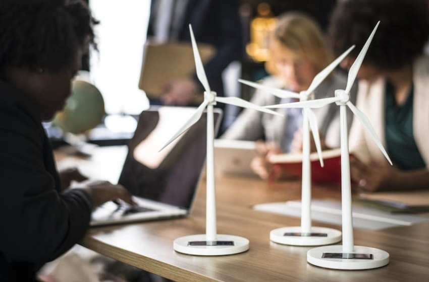 Business Leads the Way In Climate Change Action