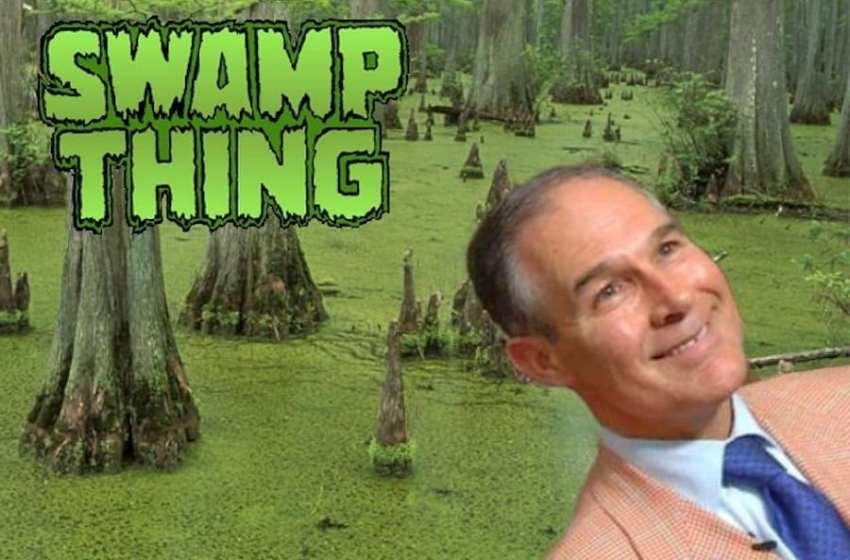 Scott Pruitt Is Out As EPA Head
