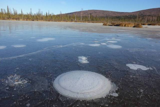 New Research More than Doubles Rate of Abrupt Thawing of Arctic Permafrost Beneath Thermokarst Lakes