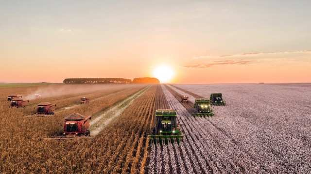 Agriculture is a key component to combat climate change