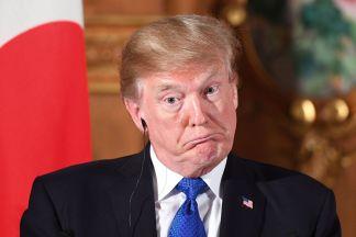 Trump blame credit