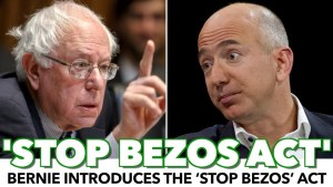 Amazon Stop Bezos Act