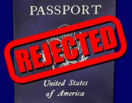 Americans Passports Denied