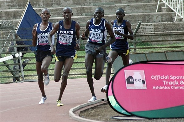 10,000m dominated by Police squad – Kenyan Champs, Day 3
